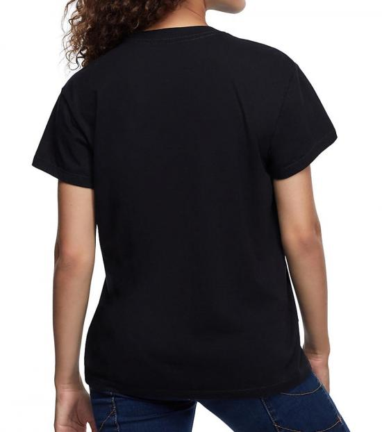 True Religion Black Safe Word T-Shirt