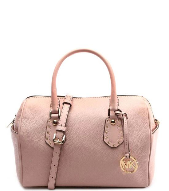 Michael Kors Blossom Aria Medium Satchel