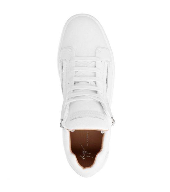 Giuseppe Zanotti White May London High Sneakers