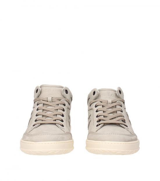 Hogan Grey Classic Sneakers