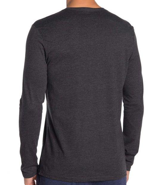 Calvin Klein Charcoal Long Sleeve T-Shirt