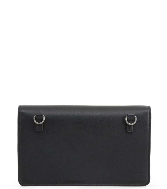 Love Moschino Black Logo Small Crossbody