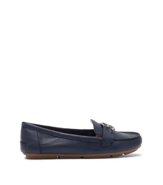 Calvin Klein Dark Blue Lanay Loafers
