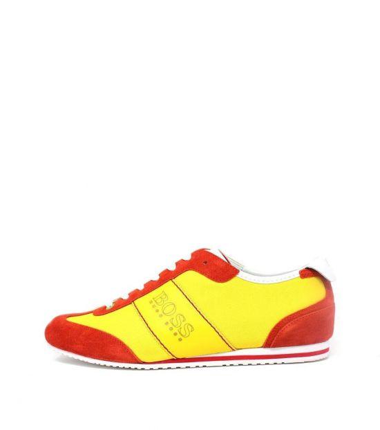 Hugo Boss Medium Yellow Light Ness Sneakers