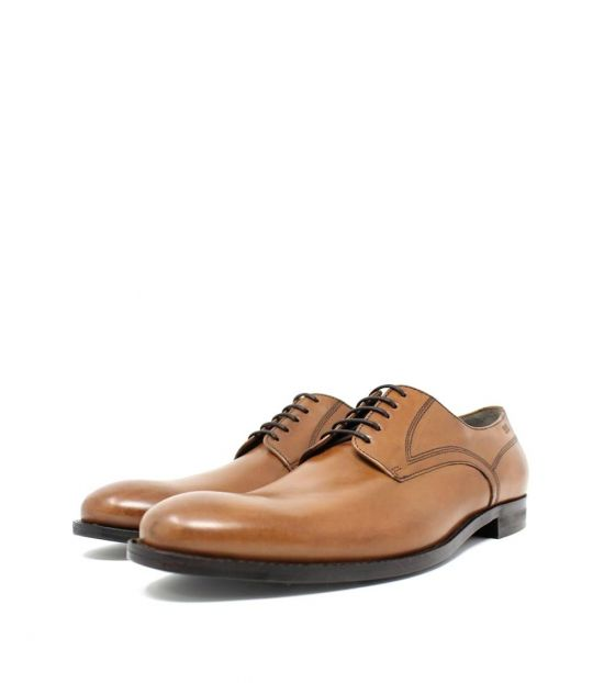 Hugo Boss Brown Dession Lace Ups