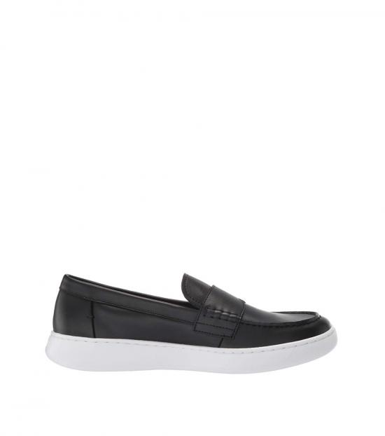 Calvin Klein Black Fang Loafers
