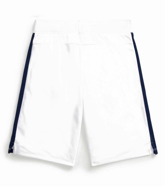 Ralph Lauren Boys Pure White Performance Shorts