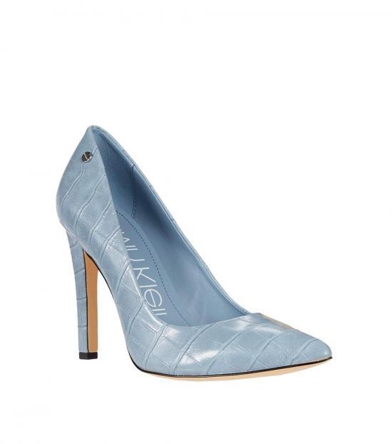 Calvin Klein Petal Blue Brady Heels