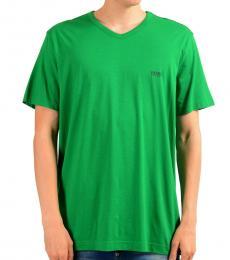 Hugo Boss Forest Green Crewneck T-Shirt