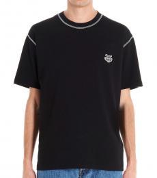 Kenzo Black Skate Tiger T-Shirt