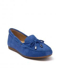 Michael Kors Vintage Blue Sutton Loafers