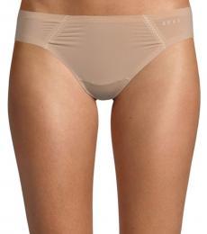 DKNY Beige Logo Panty
