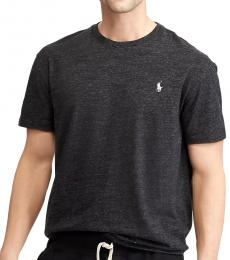 Dark Grey Classic Crewneck T-Shirt