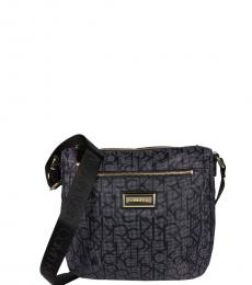 Black Belfast Dressy Large Crossbody