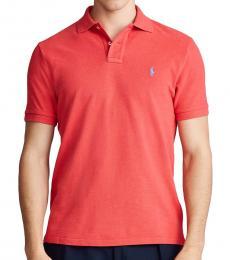 Ralph Lauren Rosette Custom Slim Fit Polo