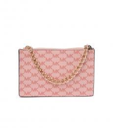 Michael Kors Vanilla Ballet Pull Chain Belt Bag