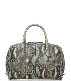 Prada Heavenly Textured Small Satchel