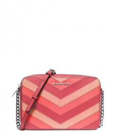 Coral Jet Set Small Crossbody