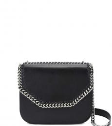 Black Flap Small Crossbody