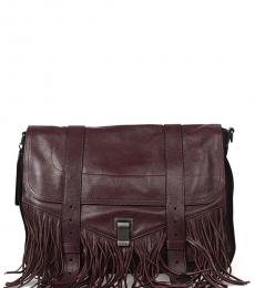Proenza Schouler Cherry PS1 Large Messenger Bag