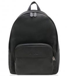 Black Houston Large Backpack