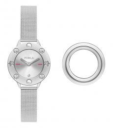 Silver Club Quartz Watch