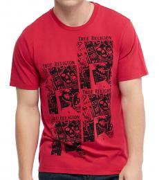 Ruby Red True Flyer T-Shirt