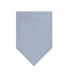 Calvin Klein Navy Double Thread Tie