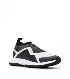 Givenchy Black White Spectre Sock Sneakers