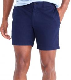 J.Crew Navy Blue Reade Flex Khaki Shorts