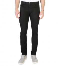 Armani Jeans Black Slim Fit Jeans