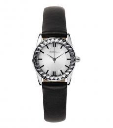 BCBGMaxazria Black Accented Contrast Watch