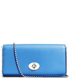 Coach Azure Turnlock Small Shoulder Bag