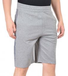 Grey Sport Running Shorts