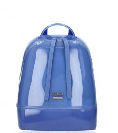 Furla Blue Candy Small Backpack
