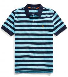 Ralph Lauren Boys Neptune Striped Polo