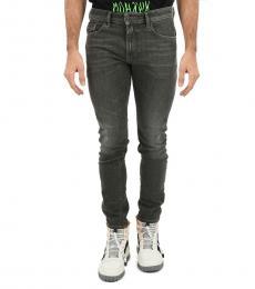 Diesel Grey Slim Fit Thommer Jeans