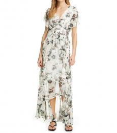 Diane Von Furstenberg Astrantia Carol Floral Dress