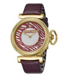 Cherry Gleaming Watch