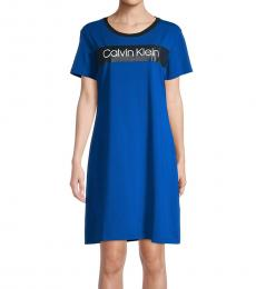 Capri Logo T-Shirt Dress