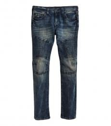 True Religion Going Viral Rocco Moto Jeanss