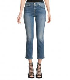 Authentic Edie Cropped Skinny Jeans