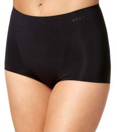 DKNY Black Light Control Smoothing Brief