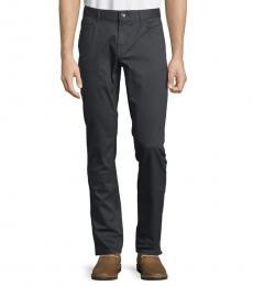 Michael Kors Smoke Parker Slim Fit Stretch Pants