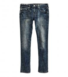 True Religion Going Viral Geno No Flap Jeanss