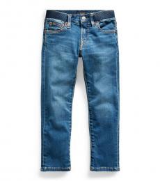 Ralph Lauren Little Boys Blue Sullivan Slim Stretch Jeans