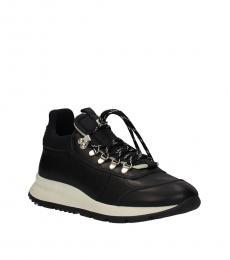 Black Rossignol Sneakers