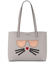 Karl Lagerfeld Cloud Maybelle Choupette Large Tote