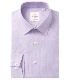 Ben Sherman Light Blue Tailored Slim Fit Dress Shirt
