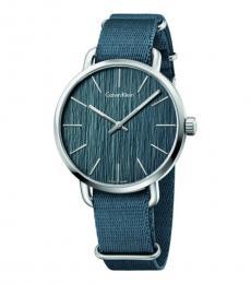 Calvin Klein Green Even Modish Watch